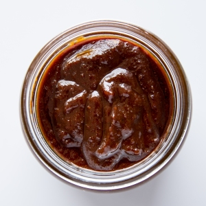 Chipotle BBQ Sauce for beef ribs!