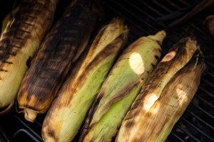 The only way to grill corn